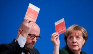 CDU: Όχι προσωπικές επιθέσεις στον Σουλτς αλλά… θυμίζει Τραμπ