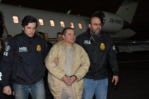Στις ομοσπονδιακές φυλακές της Νέας Υόρκης ο «Ελ Τσάπο» [pics]