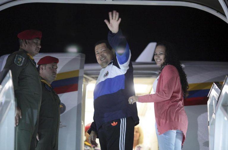 Στην Κούβα ο Τσάβες για νέα θεραπεία | Newsit.gr