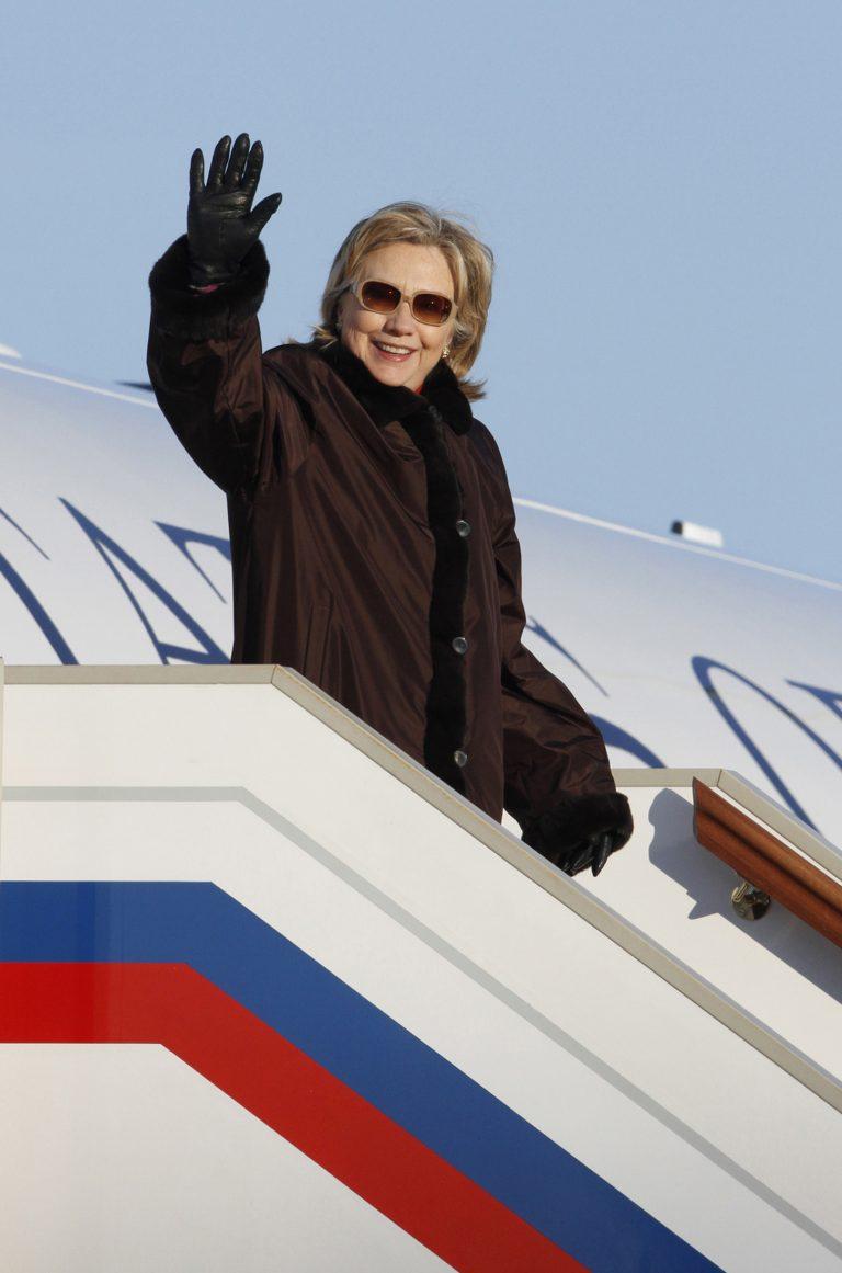 Στη Ρωσία η Χίλαρι Κλίντον | Newsit.gr