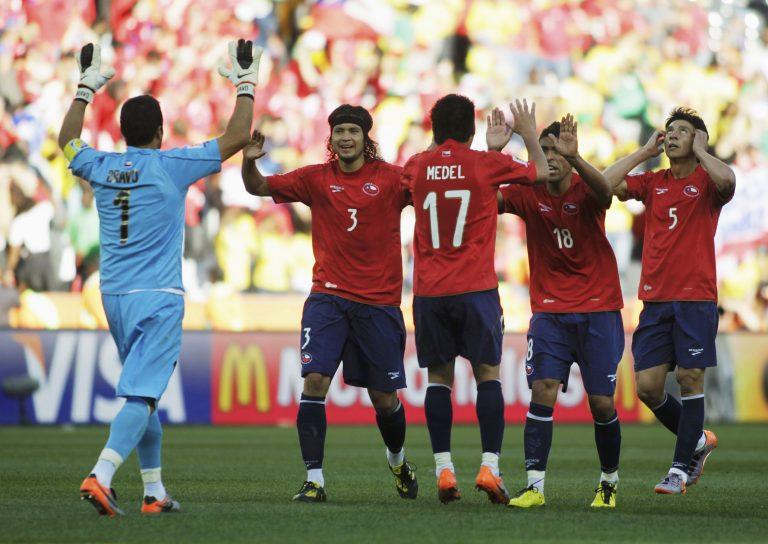"""Χιλή – Ελβετία με φόντο τους """"16""""   Newsit.gr"""
