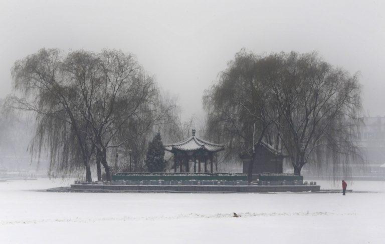 Τους -40 βαθμούς άγγιξε το θερμόμετρο στη Βόρεια Κίνα | Newsit.gr