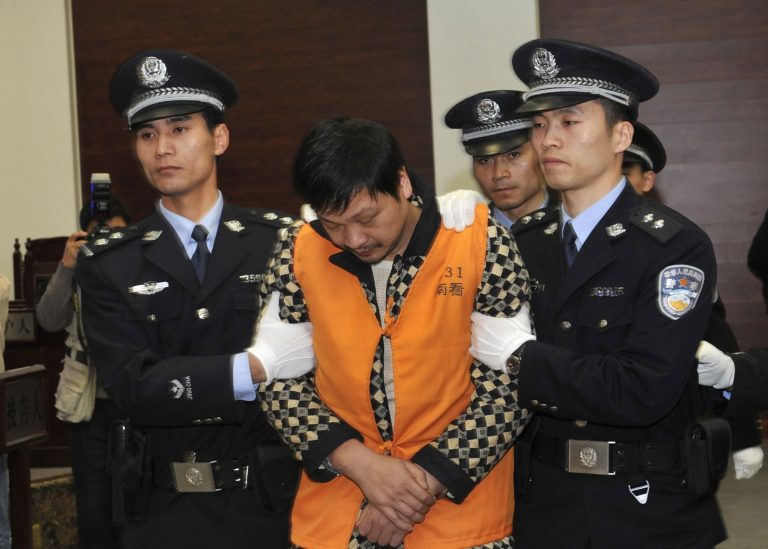 Εκτέλεσαν γιατρό που δολοφόνησε 8 παιδιά | Newsit.gr