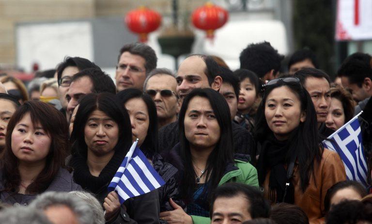 """Οι Κινέζοι """"ψηφίζουν"""" Ελλάδα   Newsit.gr"""