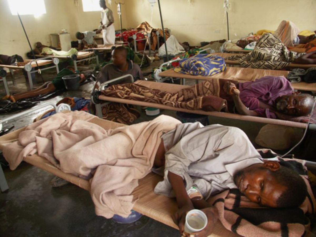 Σκορπίζει το θάνατο η χολέρα στο Νίγηρα | Newsit.gr