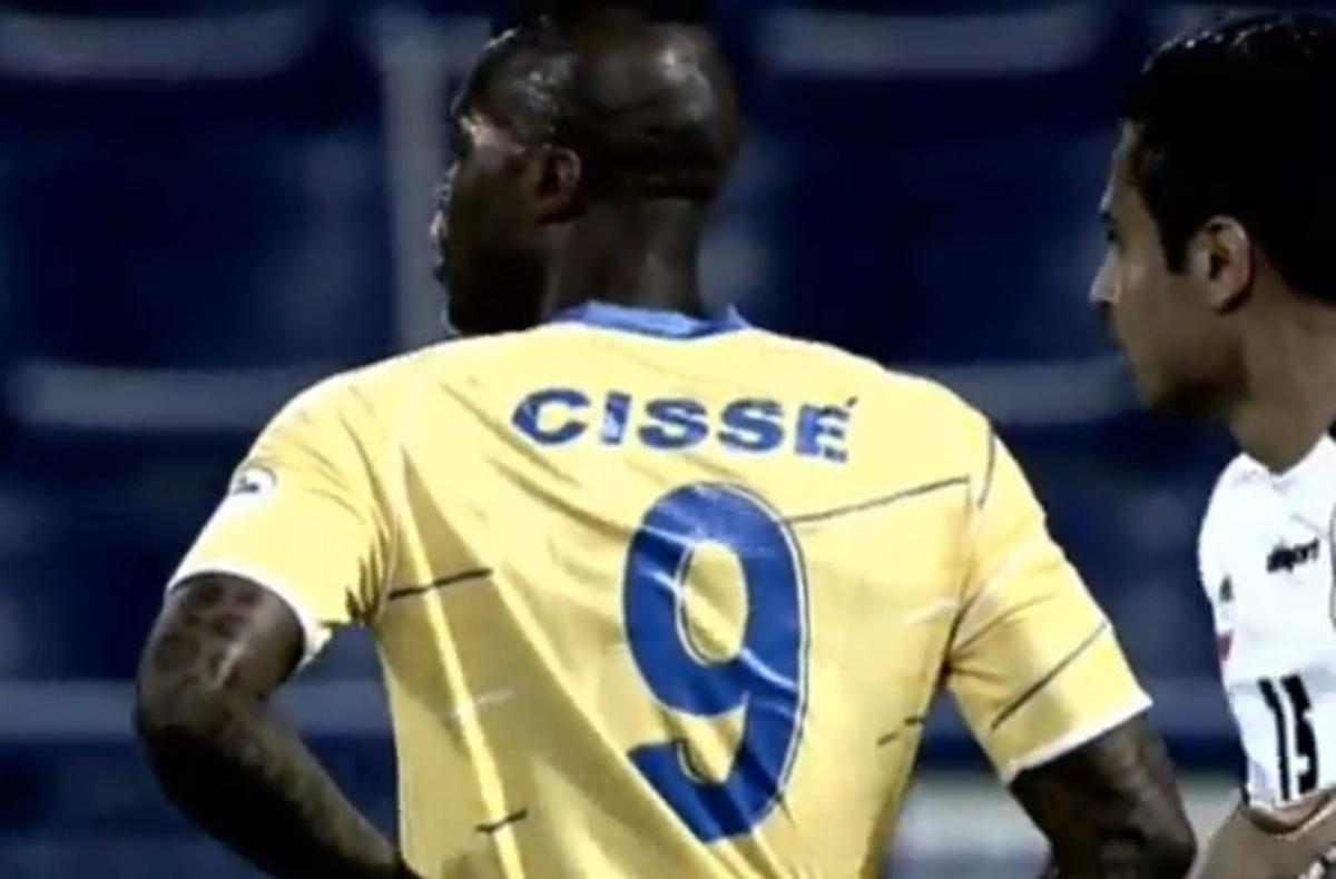 Τα δύο γκολ και η… μπεκάτσα του Τζιμπρίλ Σισέ (VIDEO) | Newsit.gr