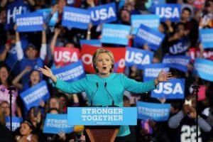 ΗΠΑ – Προεδρικές εκλογές: Δεύτερη δημοσκόπηση, μεγαλύτερο προβάδισμα για Χίλαρι