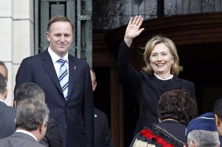 Συνάντηση Κλίντον – Νετανιάχου στην Ουάσινγκτον   Newsit.gr