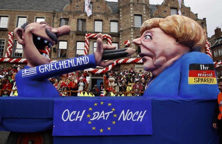 Το άρμα με την Ελλάδα στο καρναβάλι της Γερμανίας! – ΦΩΤΟ | Newsit.gr