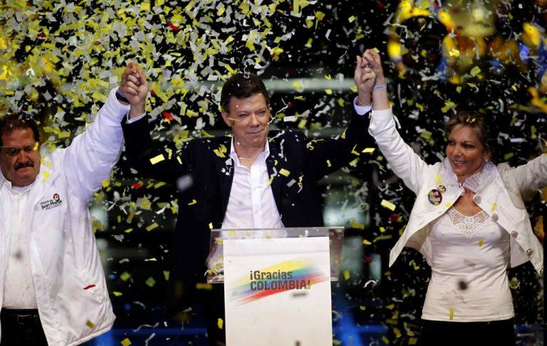 Χουάν Μανουέλ Σάντος – Ο νέος πρόεδρος της Κολομβίας   Newsit.gr