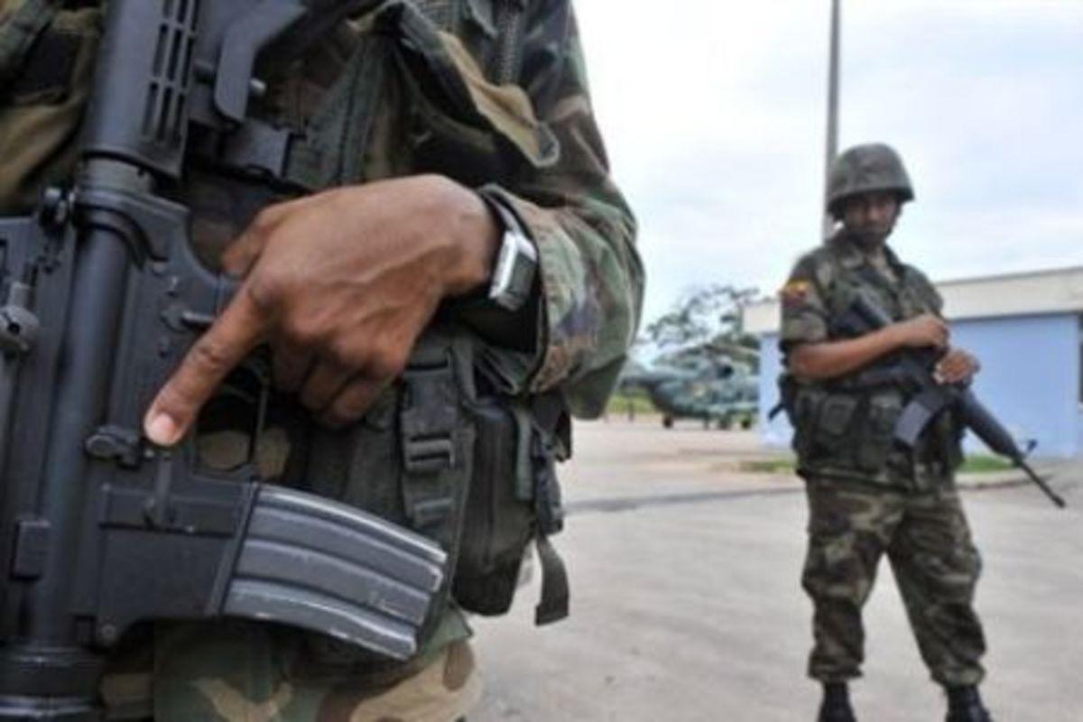 Μάχες με τους FARC στην Κολομβία   Newsit.gr