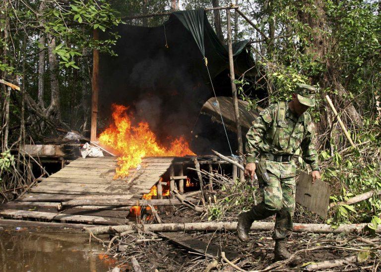 Ένταση στην Κολομβία – Επιθέσεις στρατού εναντίον ανταρτών | Newsit.gr