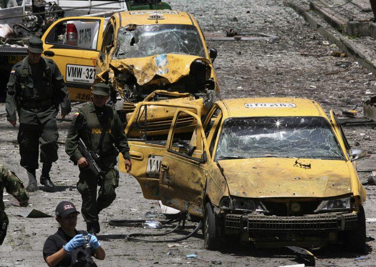Κολομβία: Έκρηξη παγιδευμένου αυτοκινήτου με 9 νεκρούς | Newsit.gr