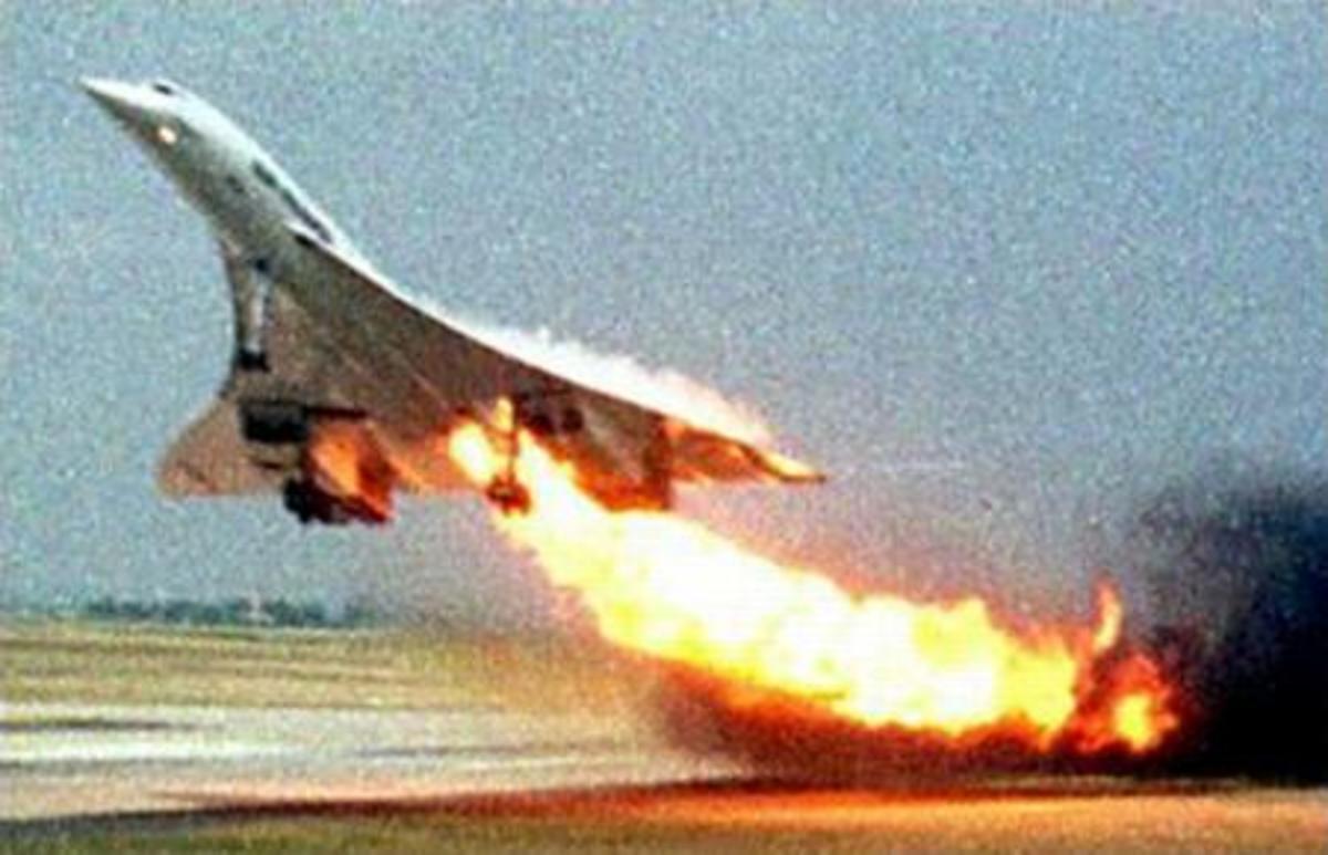 Σήμερα η απόφαση για τα αίτια συντριβής του Concorde   Newsit.gr