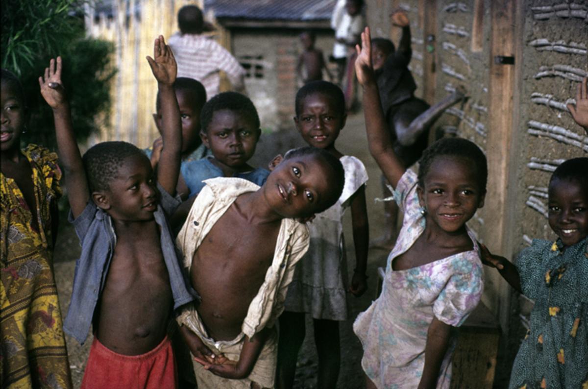 Σχεδόν τα μισά παιδιά του Κονγκό υποσιτίζονται | Newsit.gr