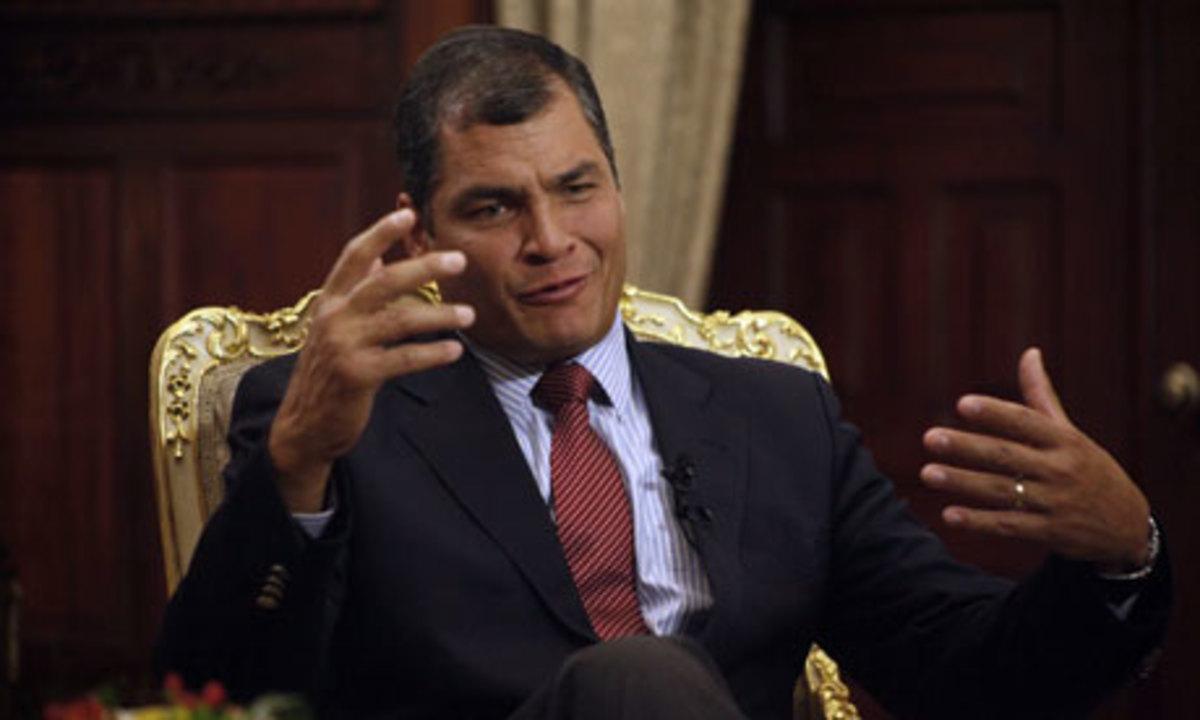 Ισημερινός: Και πάλι υποψήφιος στις εκλογές ο Κορεά | Newsit.gr