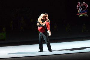 Ρίγη συγκίνησης! Το τάνγκο της Μιλλούση με αθλητή Special Olympics [vid, pics]