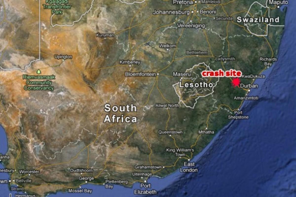 Σκοτώθηκαν σε αεροπορικό δυστύχημα οι γιατροί του Μαντέλα | Newsit.gr