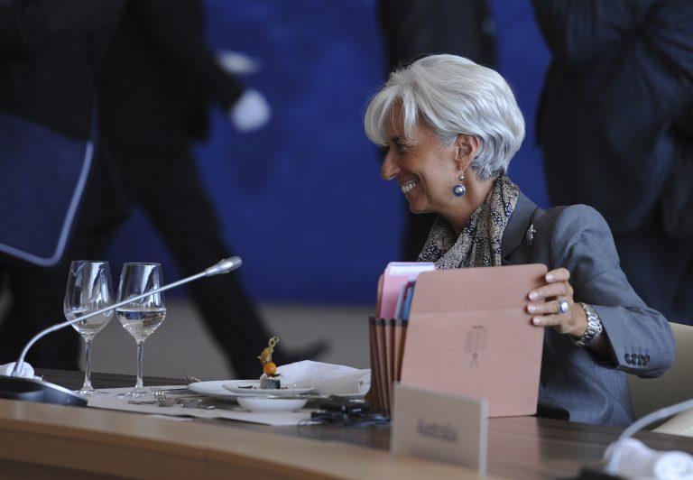 Λαγκάρντ: Το ΔΝΤ θέλει να αναλάβει εποπτικό ρόλο στο πρόγραμμα της ΕΚΤ | Newsit.gr