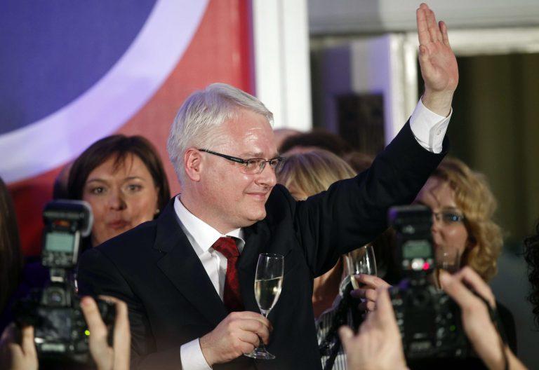 Νέος πρόεδρος της Κροατίας | Newsit.gr