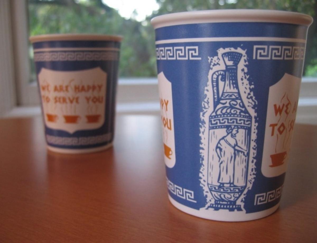 Σύμβολο της Νέας Υόρκης η κούπα του ελληνικού καφέ!   Newsit.gr