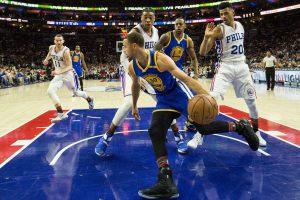 NBA: Η πιο άστοχη «τρίποντη» βραδιά του Κάρι [pics, vid]