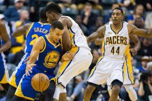 NBA: Απίστευτο καλάθι! Μόνο ο… χρόνος σταμάτησε τον Κάρι [vid]