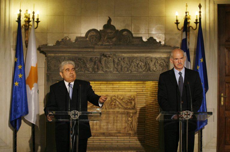 Στηρίζει η Κύπρος την Ελλάδα στο συμβούλιο κορυφής   Newsit.gr
