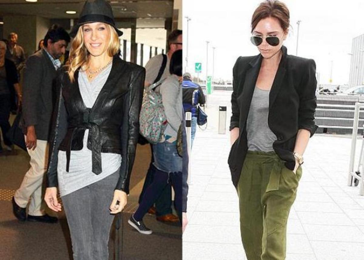 Θα συνεργαστούν Victoria Beckham – Sarah Jessica Parker σε σειρά ρούχων; | Newsit.gr