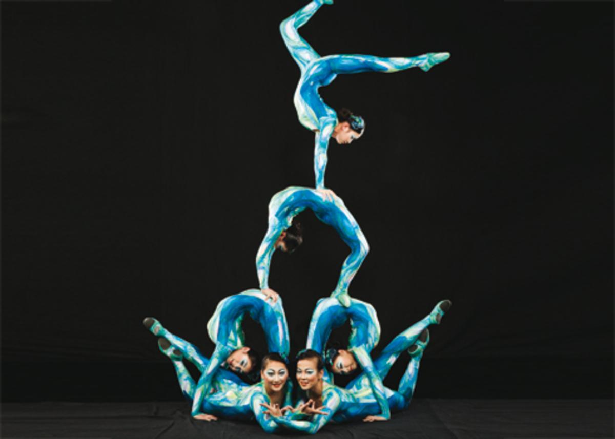 Cirque du Soleil: ένα υπερθέαμα που δεν πρέπει να χάσετε | Newsit.gr