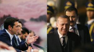 """Τι εννοούσε ο Ερντογάν όταν είπε στον Τσίπρα για «πλήρη υλοποίηση"""" της Συνθήκης της Λωζάννης"""