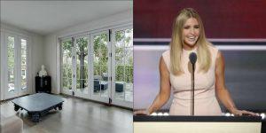 Ιβάνκα Τραμπ: Θα μείνει σε σπίτι 5,5 εκατομμυρίων κοντά στους… Ομπάμα [pics]
