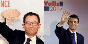 Γαλλία – Εκλογές: Το πρώτο dabate για Βαλς – Αμόν