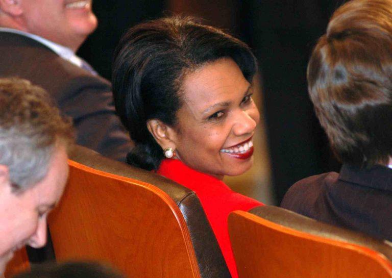 Ράις: «Ήμουν το πάθος του Καντάφι» | Newsit.gr