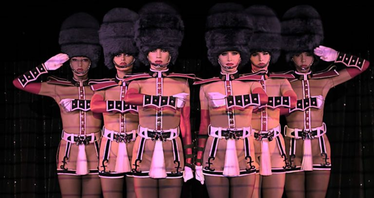 Απεργούν και οι χορεύτριες του Crazy Horse στο Παρίσι! | Newsit.gr