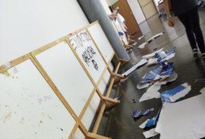 Θεσσαλονίκη: Με λοστούς και σιδερόβεργες χτυπούσαν τα μέλη της ΔΑΠ [pics]