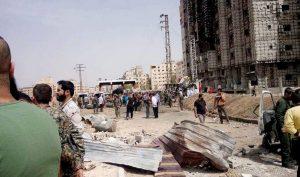 Μακελειό με 25 νεκρούς! Βομβιστής αυτοκτονίας ανατινάχθηκε στο Δικαστικό Μέγαρο της Συρίας