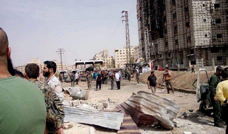 Μακελειό με 25 νεκρούς! Βομβιστής αυτοκτονίας ανατινάχθηκε στο Δικαστικό Μέγαρο της Συρίας   Newsit.gr
