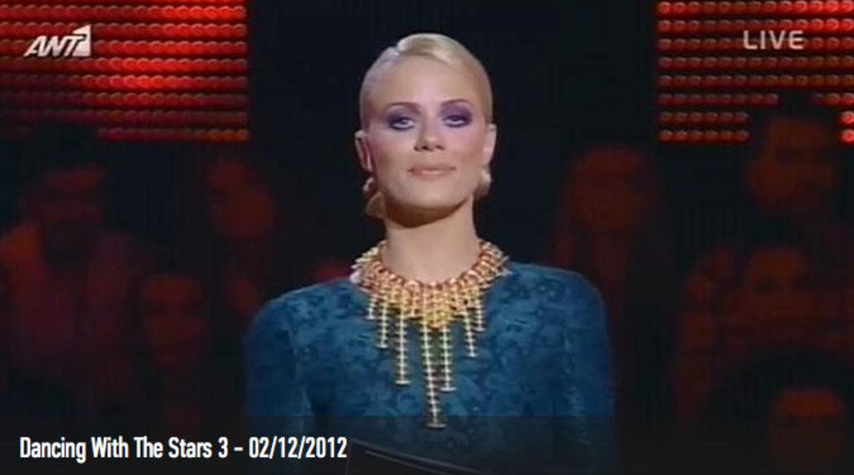 Από το «Dancing» αποχώρησε η «Star»… και οι τηλεθεατές! | Newsit.gr