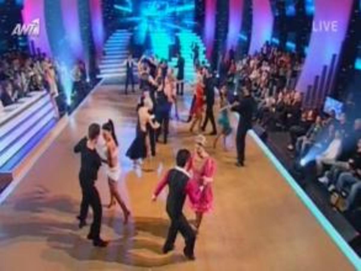 Πάγωσε με την αποχώρησή του από το «Dancing», ενώ ο ΑΝΤ1 προσπαθεί να… ζεστάνει τους τηλεθεατές! | Newsit.gr