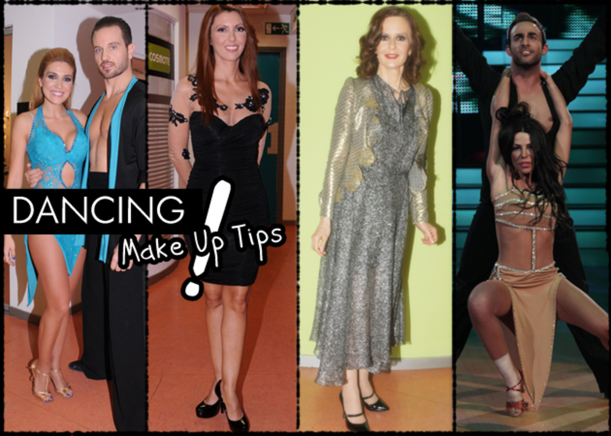 Make up tips από το Dancing with the Stars!   Newsit.gr