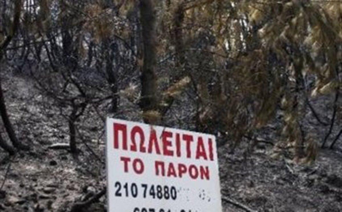 Χιλιάδες αυθαίρετα αποκαλύπτουν οι δασικοί χάρτες   Newsit.gr
