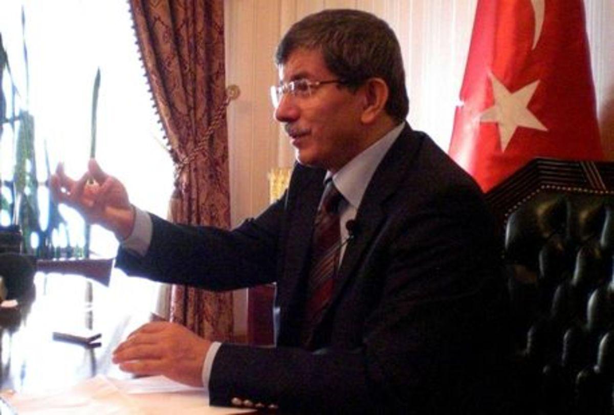 Τι δήλωσε στο Φανάρι ο Τούρκος υπουργός Εξωτερικών | Newsit.gr