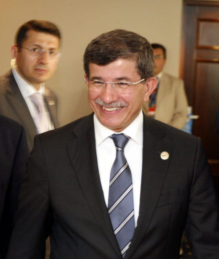 Νταβούτογλου: δεν είναι πρόβλημα μόνο η υφαλοκρηπίδα | Newsit.gr