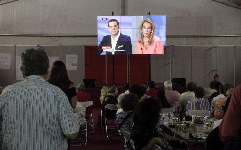 Debate πολιτικών αρχηγών: Ο καθαρός νικητής στις οθόνες και στις κάλπες | Newsit.gr