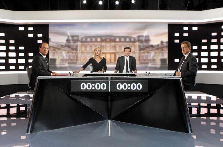 Νέα δημοσκόπηση δείχνει τον Σαρκοζί ως νικητή του debate | Newsit.gr