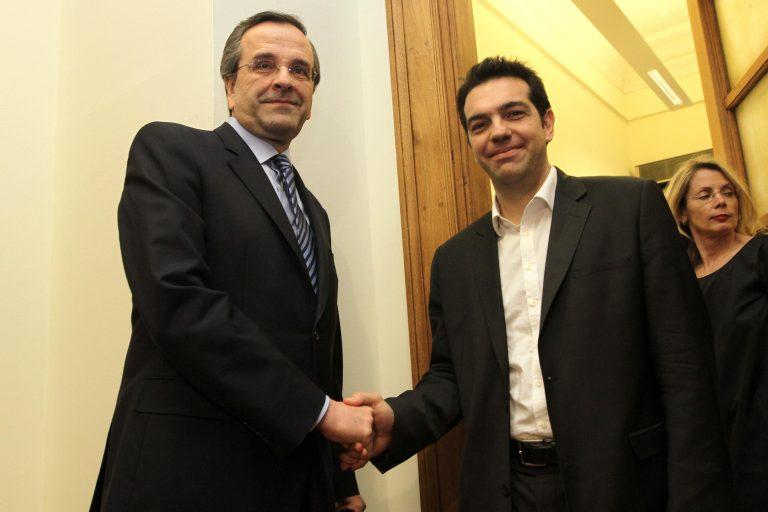 «Κλείνει» το ντιμπέιτ μεταξύ Σαμαρά και Τσίπρα   Newsit.gr