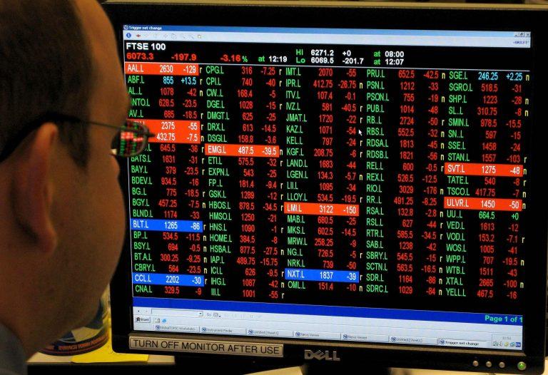 Μεγάλη άνοδος στο ΧΑ – Μικρή μείωση του spread   Newsit.gr