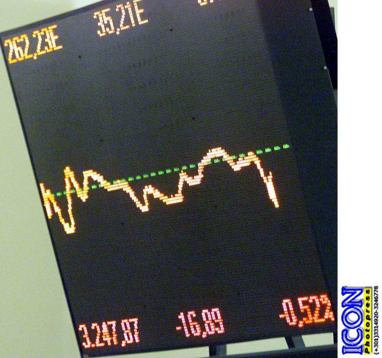 Οριακή άνοδος για το Χρηματιστήριο   Newsit.gr