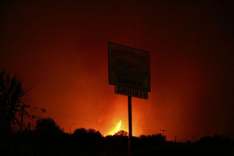 Ζαχάρω: Mήνυση κατά της Τουρκίας για τις φωτιές του 2007!   Newsit.gr